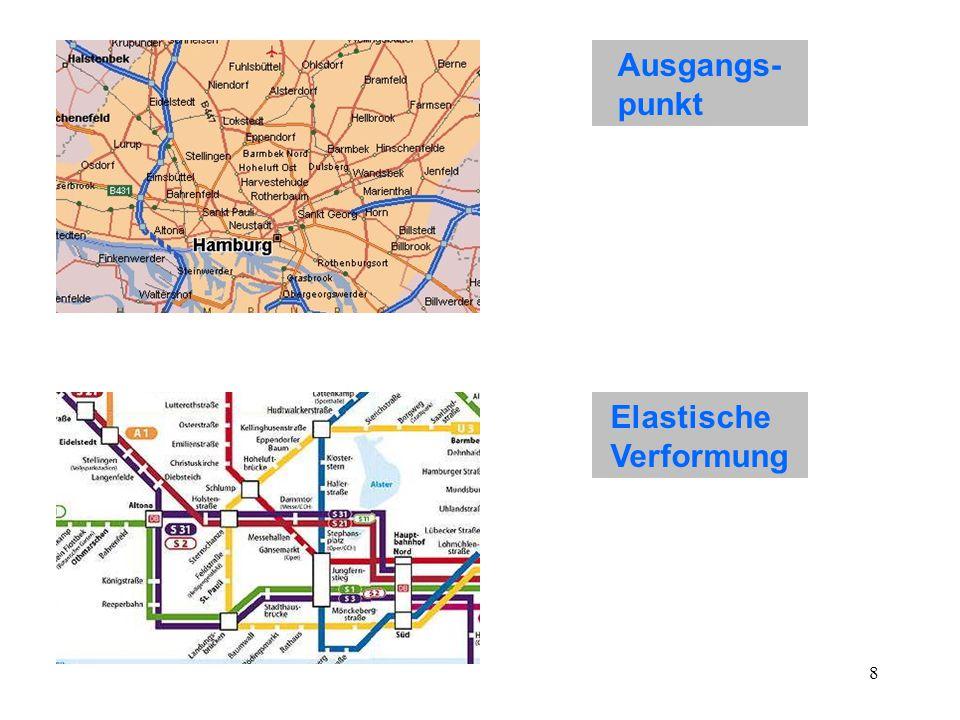 7 Schnellbahnen Hamburg und Umgebung