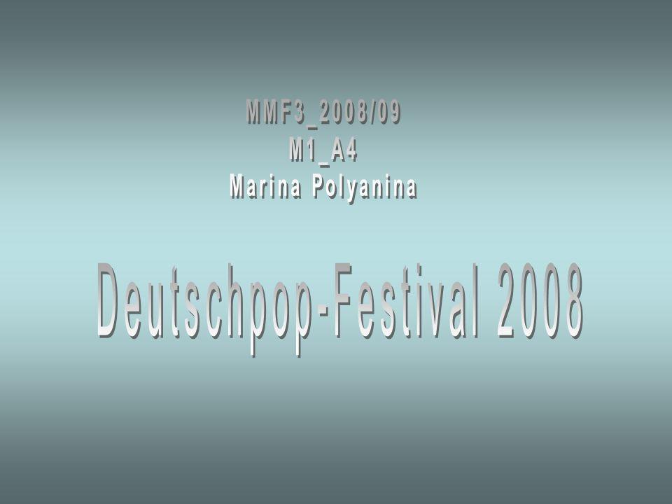 Wir laden ein Spektacoolär LaFee Matthias Chico Reinsdorf, geboren am 31.