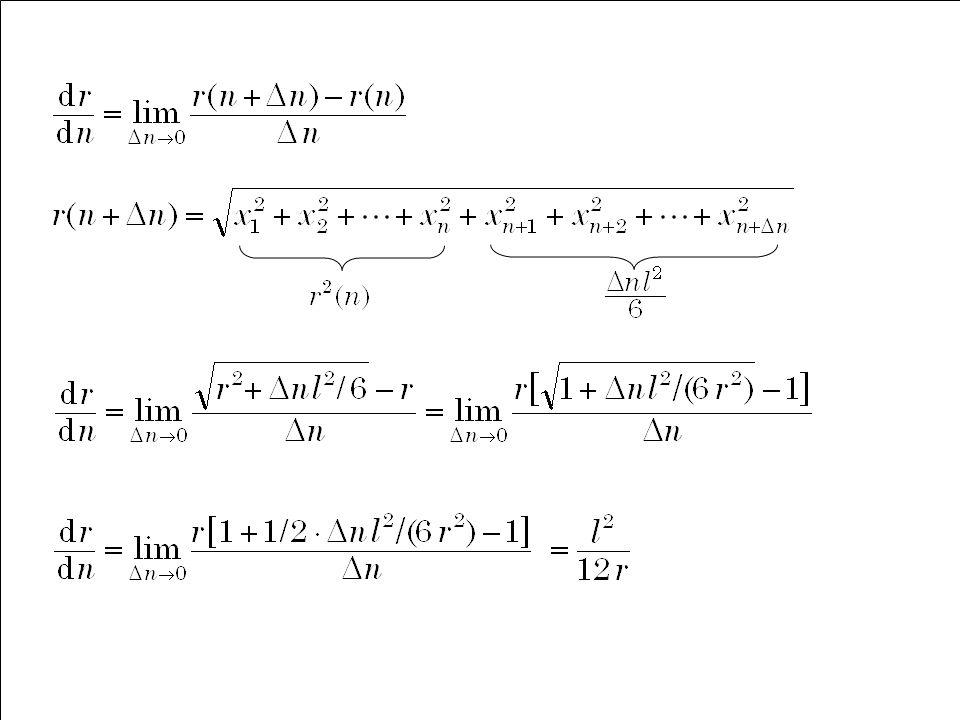 Mathematischer Trick der parametrischen Darstellung: Die Wahl eines Wertes für t liefert zwei zusammengehörige Werte von  und  für den Grat mit dem Exponenten m 