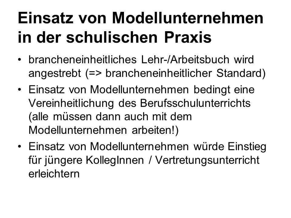 Als Ergebnis der Berufsschullehrertagung vom 22./23.11.2007 in Würzburg unterbreiten die Kollegen und Kolleginnen folgenden Vorschlag: Der GdW möge sich mit den Verlagen der Immobilienwirtschaft in Verbindung setzen, die Herausgabe eines praxisorientierten Lern- und Arbeitsbuches (inkl.
