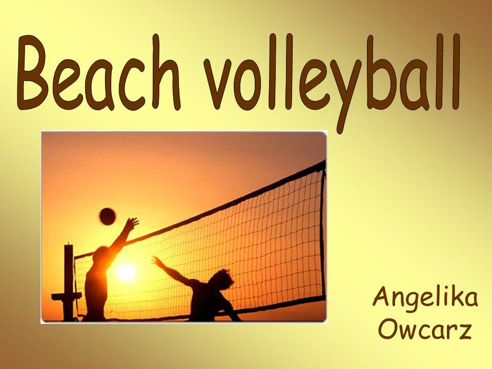 Beach-Volleyball ist eine Variation des Volleyball.