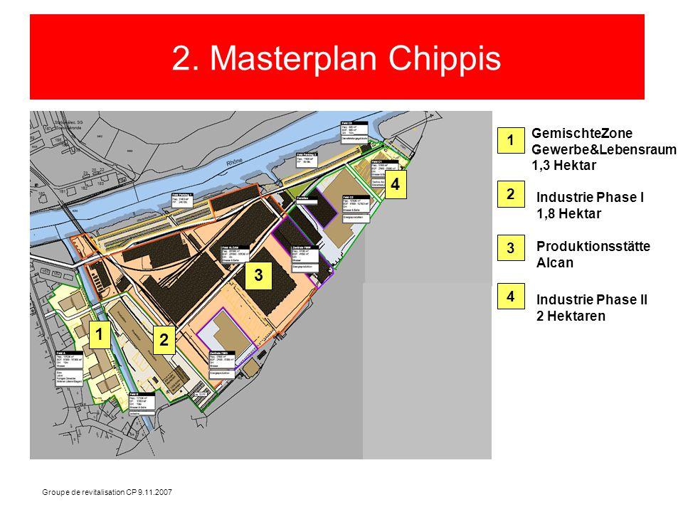 Groupe de revitalisation CP 9.11.2007 2.