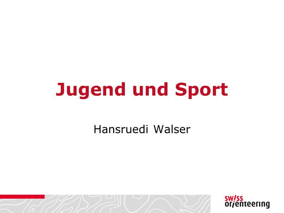 Jugend und Sport Hansruedi Walser