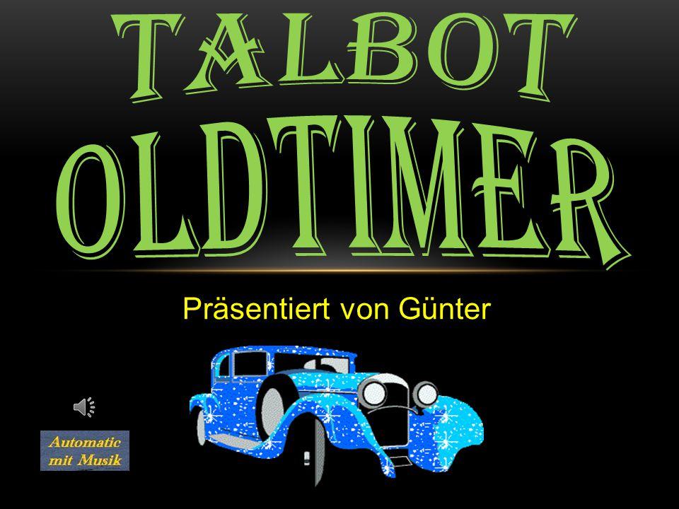 Talbot – Formel 1 - 1950