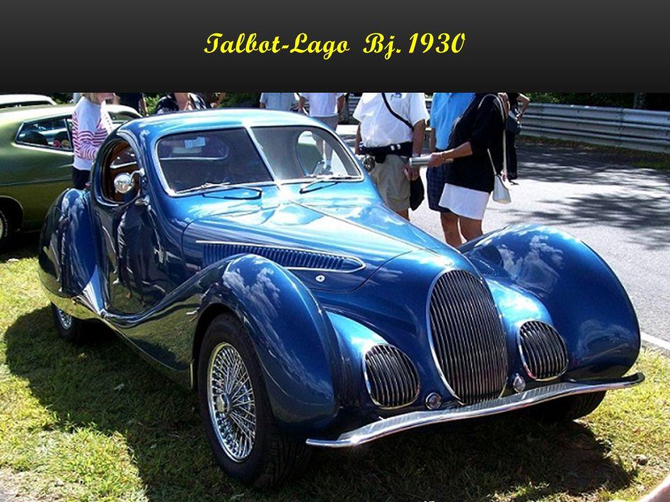Talbot-Lago – T 150 - 1938