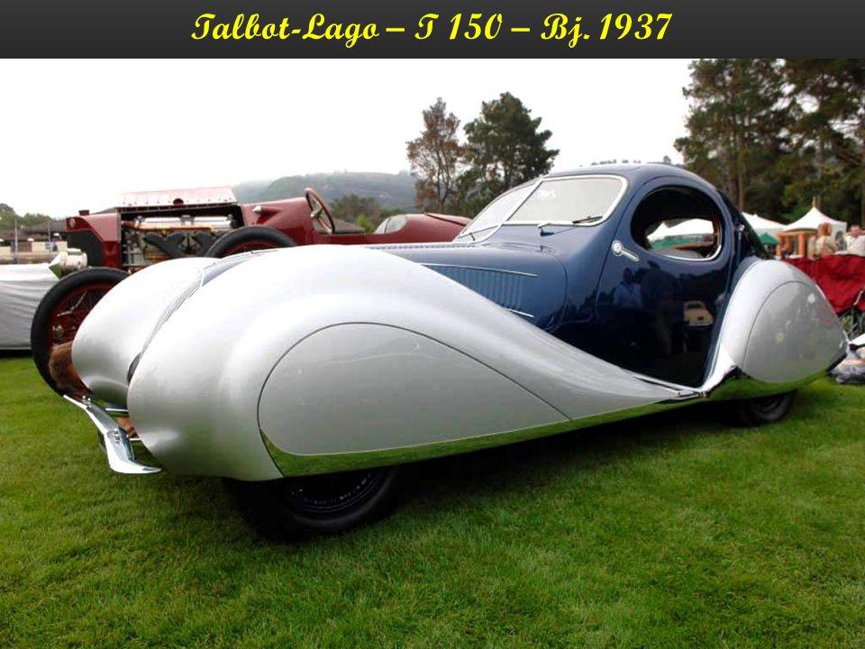 Talbot-Lago – T 150 – Bj. 1937