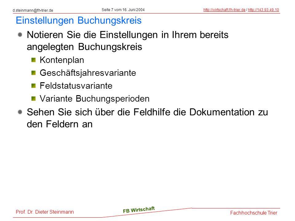 d.steinmann@fh-trier.de Seite 18 vom 16.