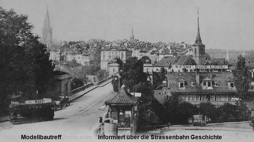 Informiert über die Strassenbahn Geschichtehttp://Modellbautreff.jimdo.com