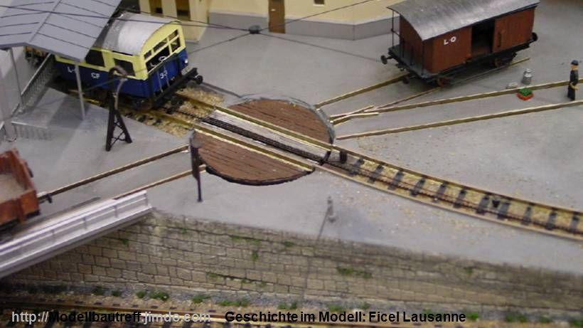 Geschichte im Modell: Ficel Lausannehttp://Modellbautreff.jimdo.com