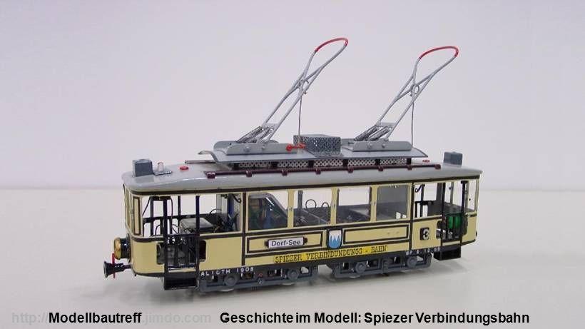 Geschichte im Modell: Spiezer Verbindungsbahnhttp://Modellbautreff.jimdo.com