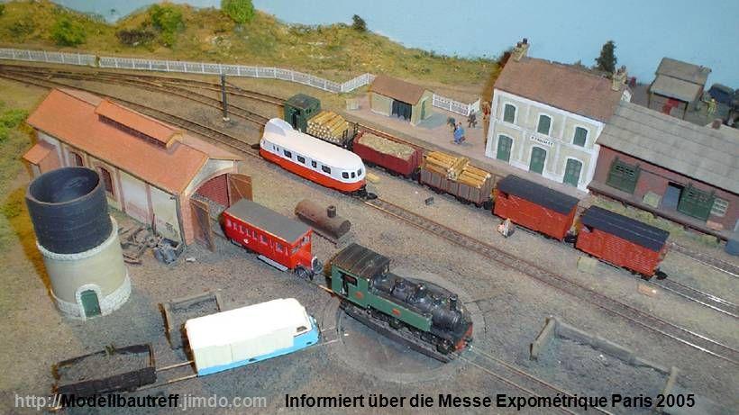 Informiert über die Messe Expométrique Paris 2005http://Modellbautreff.jimdo.com