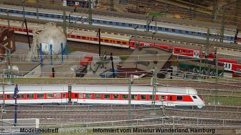 Informiert vom Miniatur Wunderland, Hamburghttp://Modellbautreff.jimdo.com