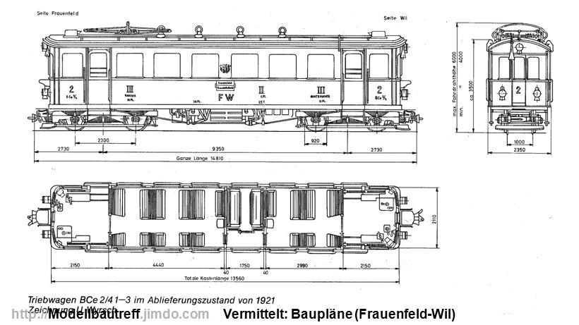 Vermittelt: Baupläne (Frauenfeld-Wil)http://Modellbautreff.jimdo.com