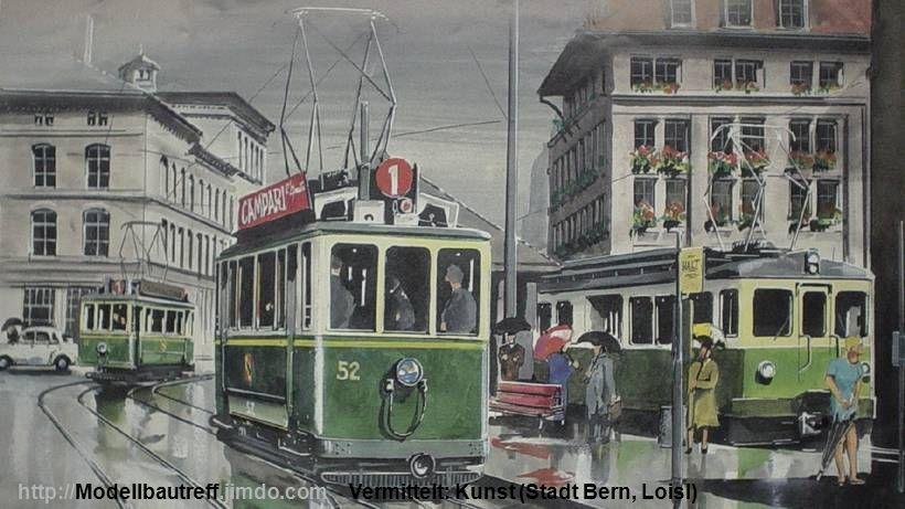 Vermittelt: Kunst (Stadt Bern, Loisl)http://Modellbautreff.jimdo.com