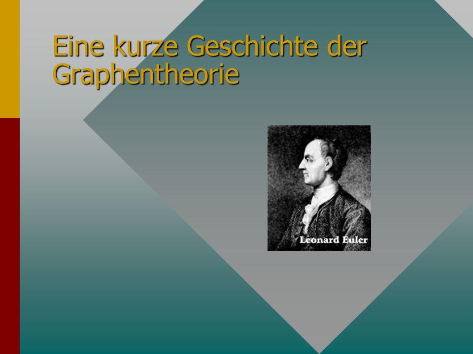 Eine kurze Geschichte der Graphentheorie