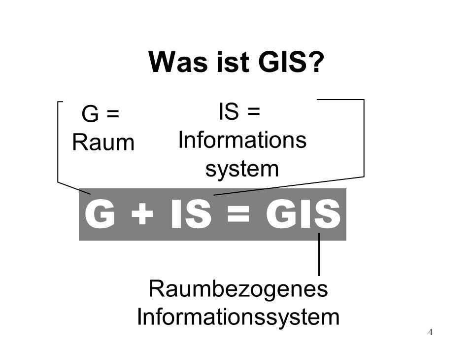 5 Informationssystem Ein (digitales) Informationssystem (IS) ermöglicht die Erfassung, Speicherung, Aktualisierung, Verarbeitung und Wiedergabe der in der Regel umfangreichen Informationen eines Fachgebietes.