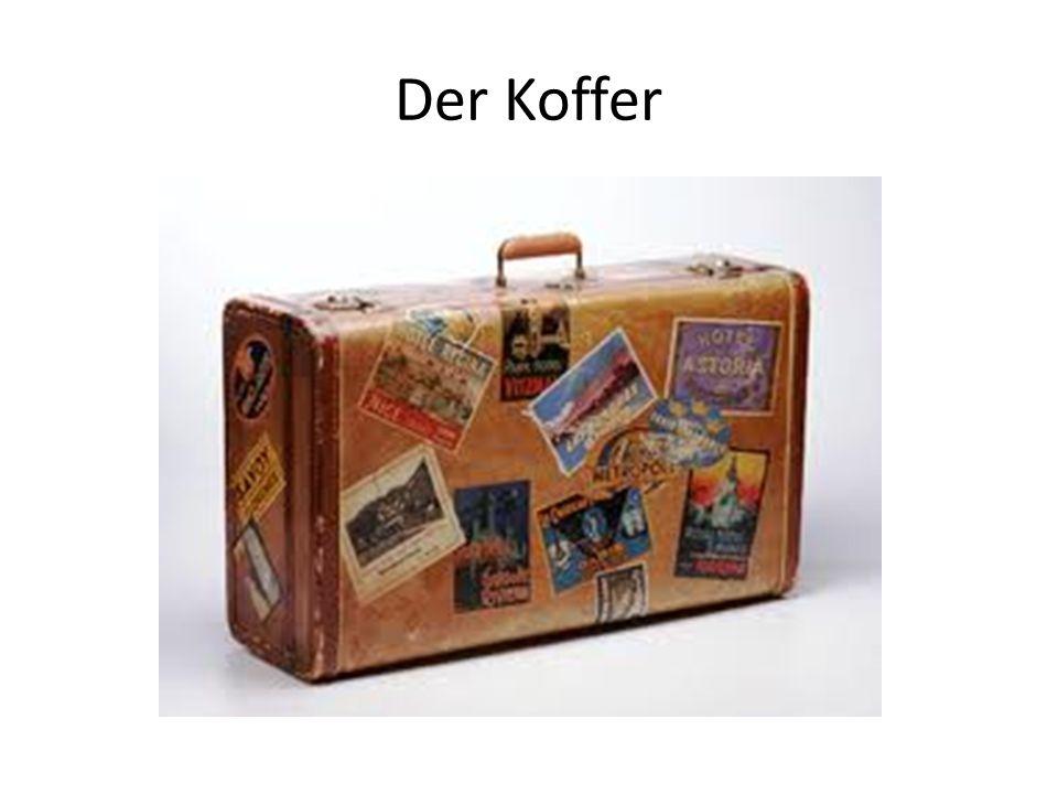 Der Koffer