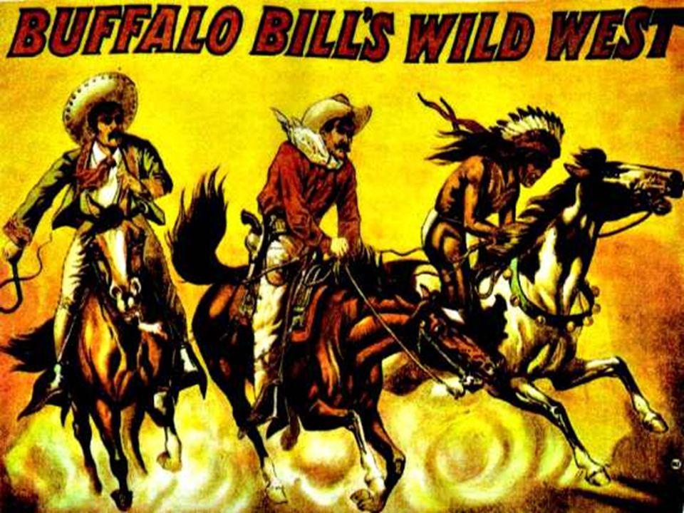 Sitting Bull und Buffalo Bill 1885