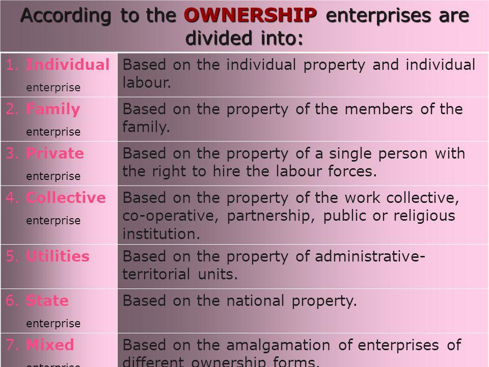 Nach der Formenorganisation unterscheidet man: 1.