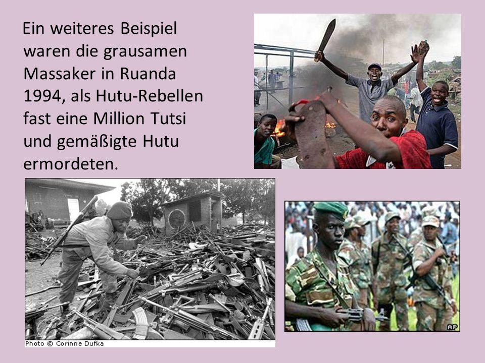 So wie Martin Luther King in den Vereinigten Staate, Mahatma Gandhi in Indien und Nelson Mandela in Südafrika gegen Rassismus protestierten