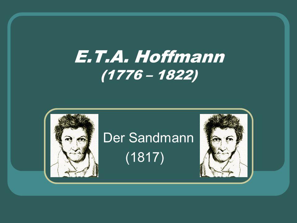 Lebenslauf Geboren am 24.1.1776 in Königsberg; Studiert von 1792- 1795 Jura.