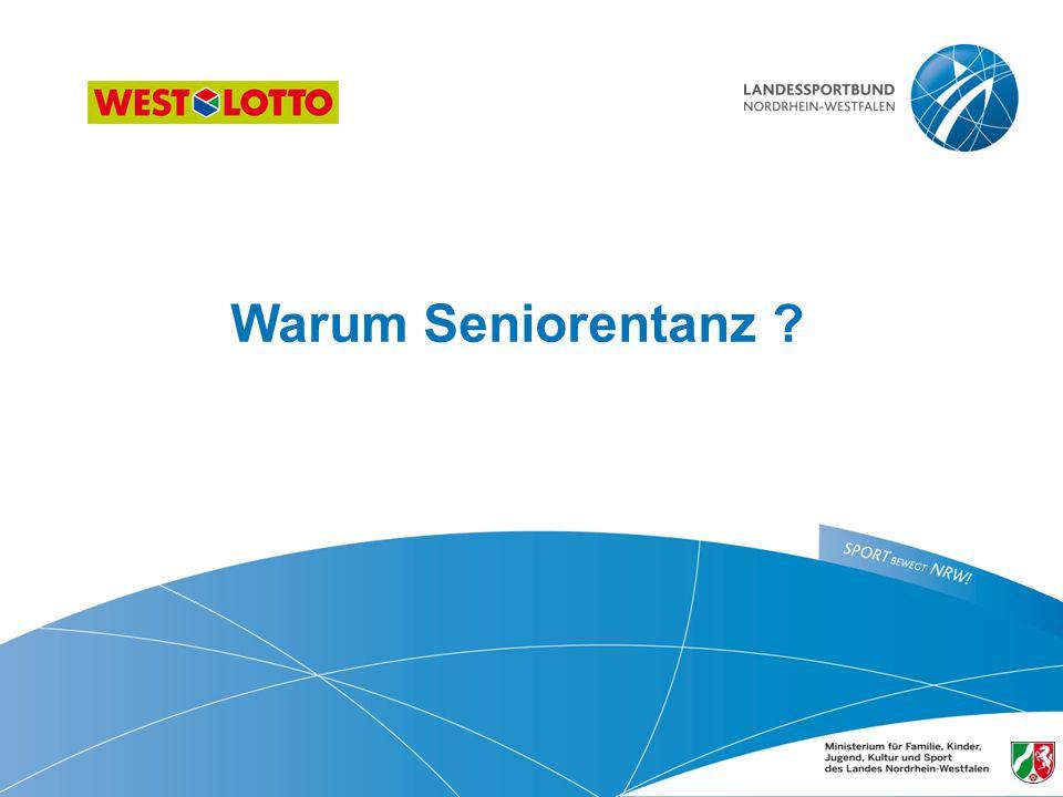 Warum Seniorentanz ?