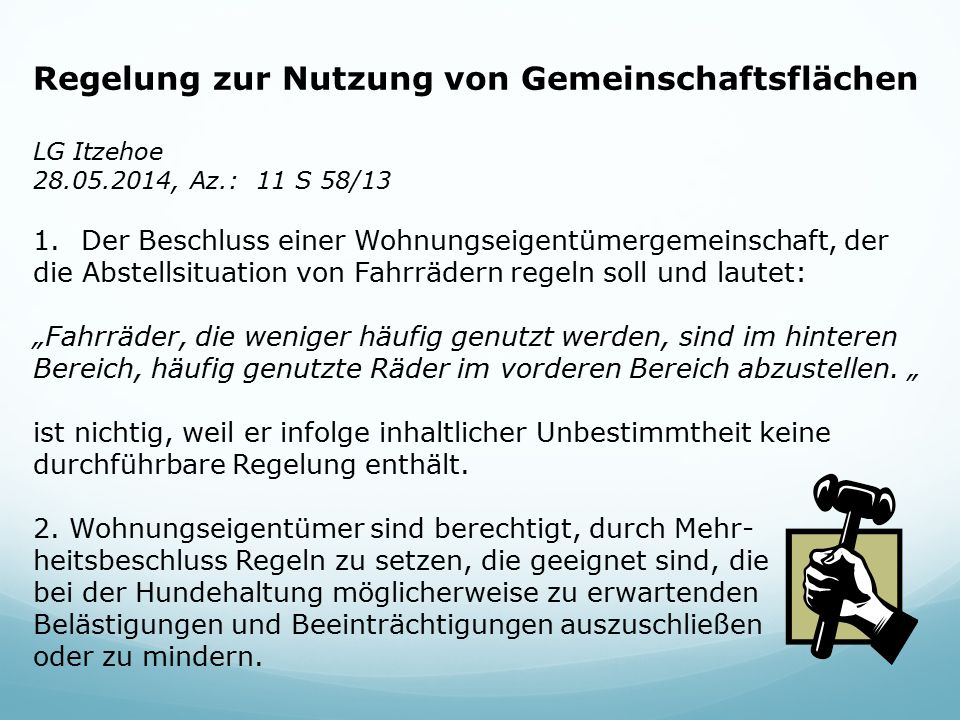 AG Karlsruhe 15.08.2014, Az.: 4 C 217/14 2.