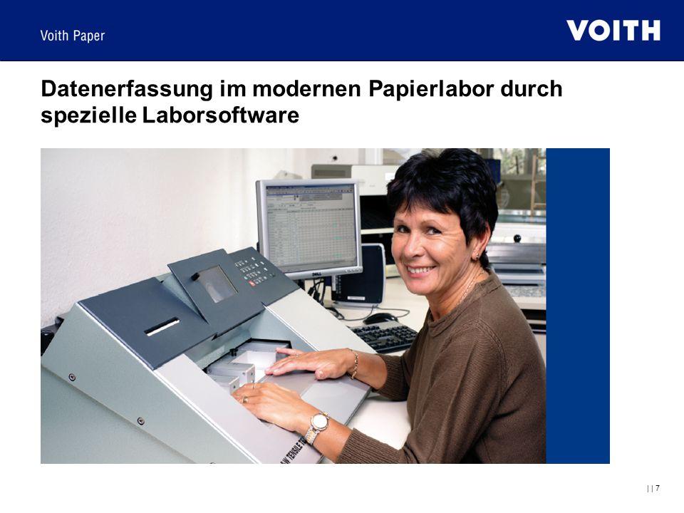     7 Datenerfassung im modernen Papierlabor durch spezielle Laborsoftware