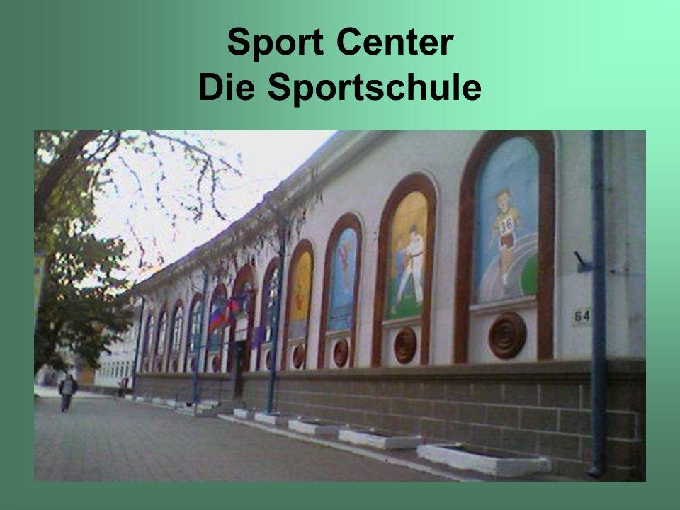 Sport Center Die Sportschule