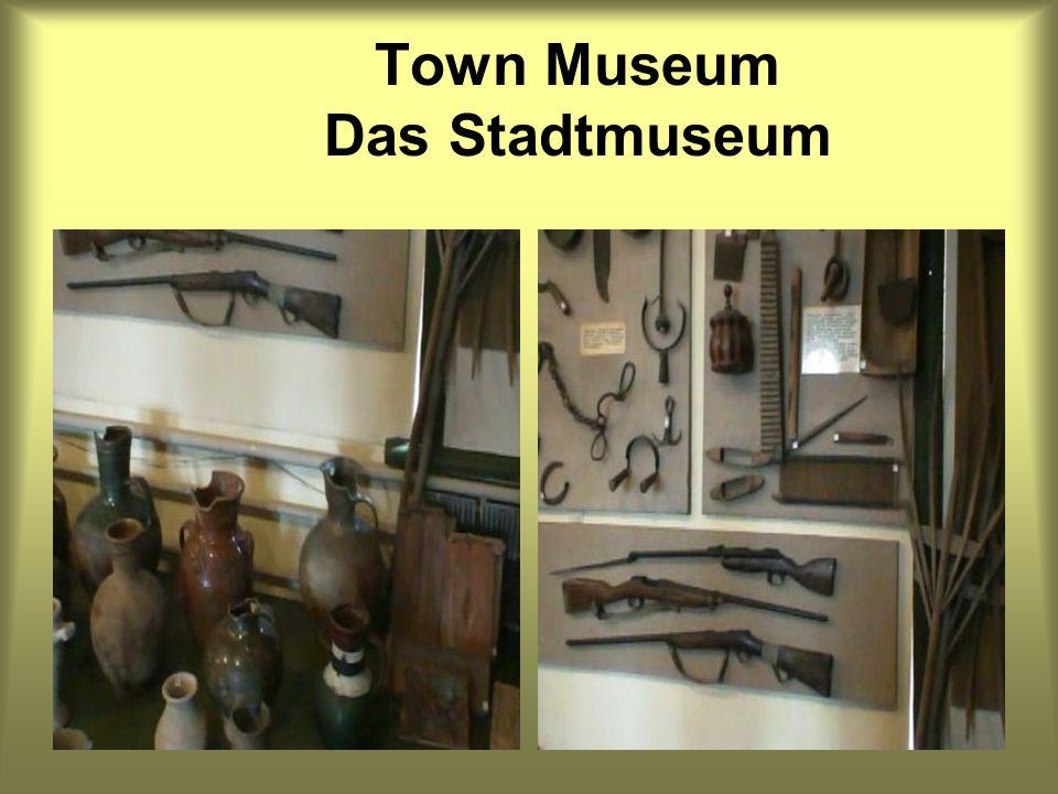 Town Museum Das Stadtmuseum