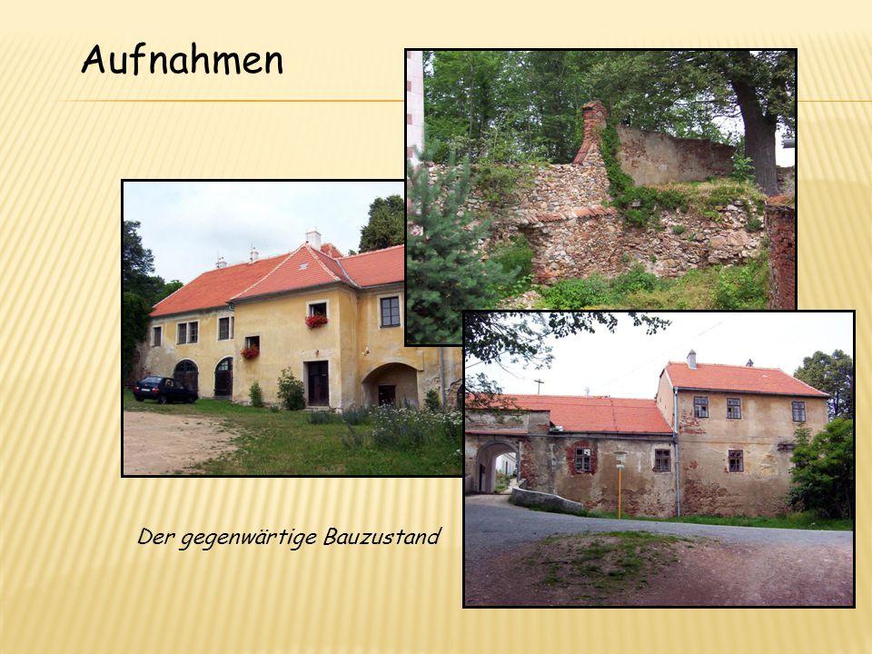 In der Hälfte des 16.Jahrhunders wurde das Schloss im Renaissce Stil umgebaut.