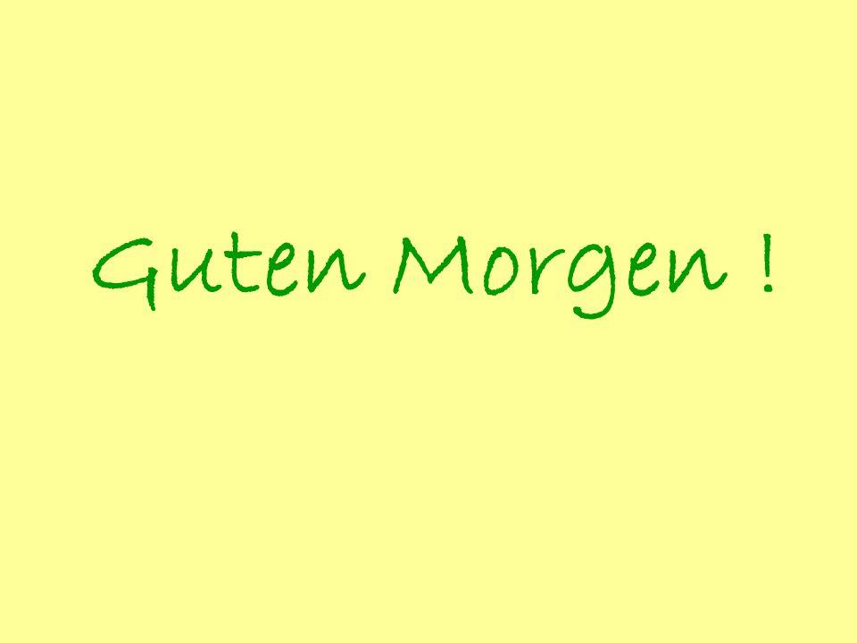 GERMAN 1023 Kapitel Sechs 4 perfect tense/prefixes
