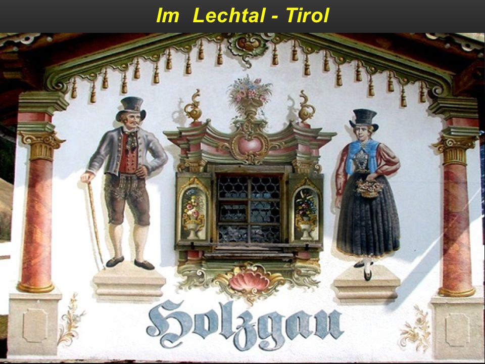 Im Lechtal - Tirol