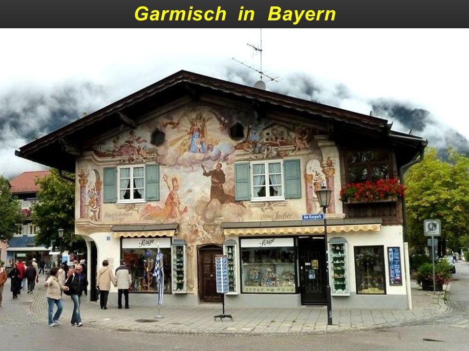 Garmisch in Bayern