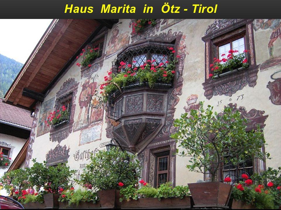 Haus Husar in Garmisch - Bayern