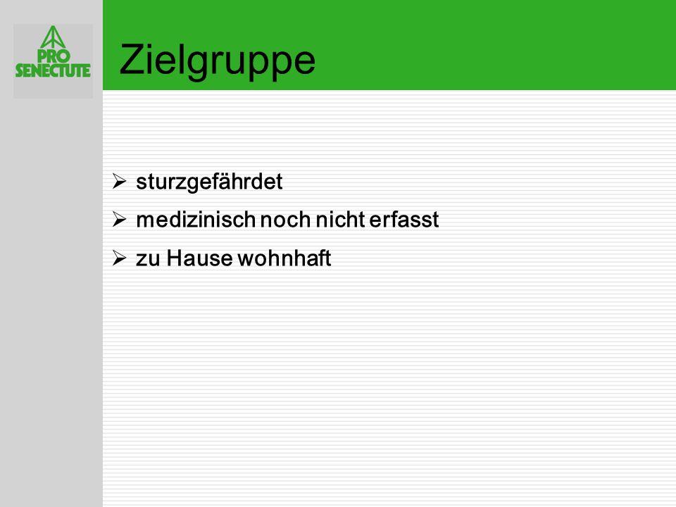  Pro Senectute Schweiz 4 Kurs-Inhalt am ehesten vergleichbar mit dem Modell des Deutschen Turnerbundes  Übungen für die Körperwahrnehmung  Training von Gleichgewicht und Kraft  Entspannungsübungen  Hausaufgaben