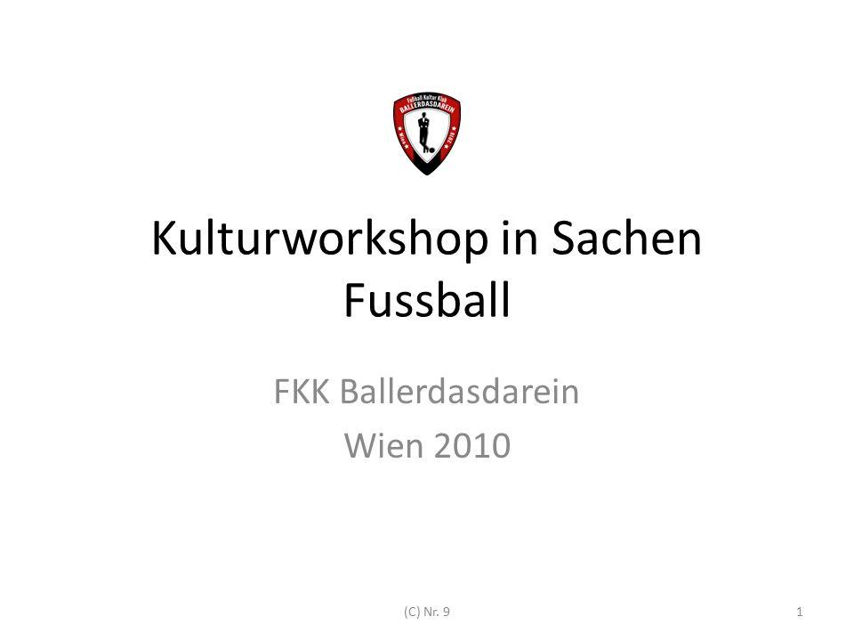 2 Das Fussballfeld, selbsterklärend