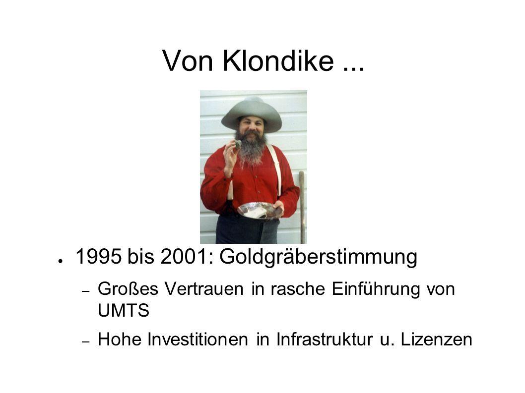Von Klondike...