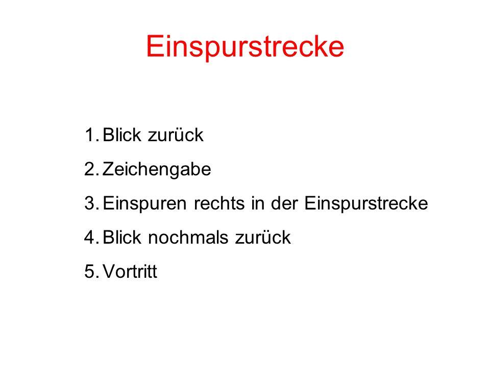 Radtest Gersau / Posten 9 Linkssabbiegen Blick zurück / Zeichengabe / Einspuren / Vortritt / 2.