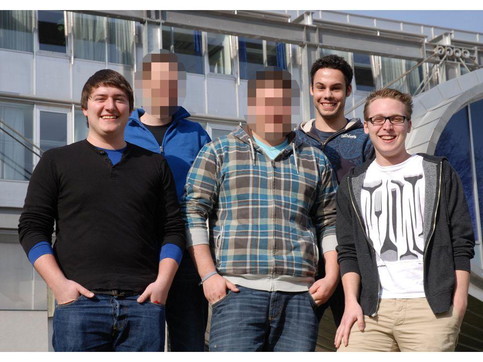 Projektteam Kieslich Lindorfer Schöllhammer