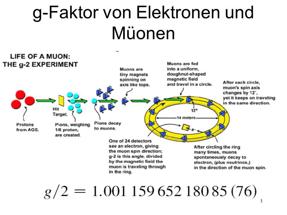 263 g-Faktor von Elektronen und Müonen