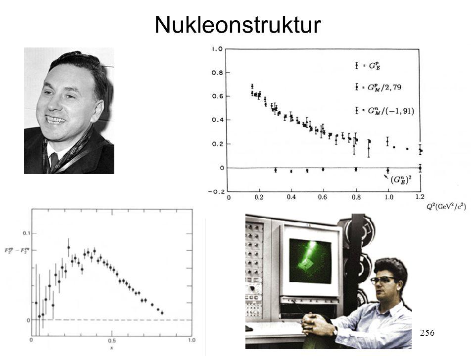 256 Nukleonstruktur