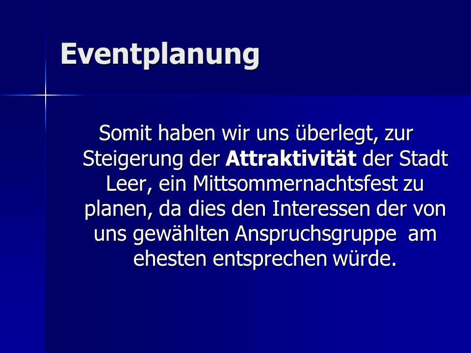 1. mehr Konzerte und Veranstaltungen 2. mehr Discotheken 3.