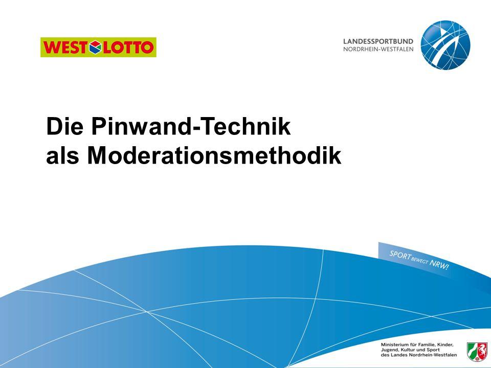 Elemente der Visualisierung Pin-Cards Symbole Klebepunkte EB 11/01