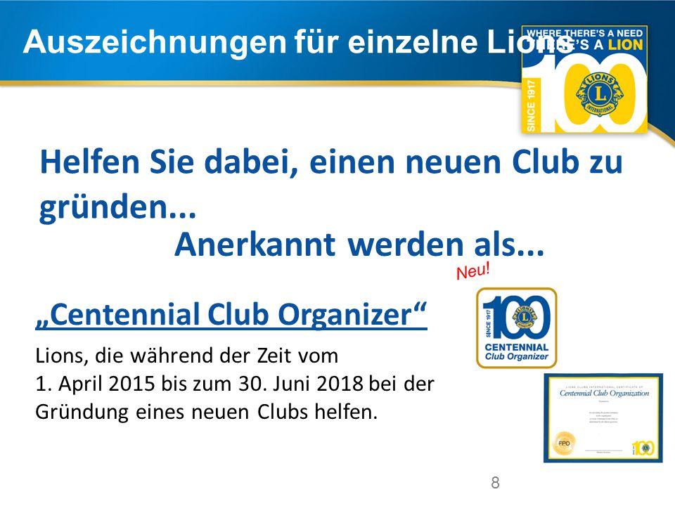 Feiern Sie in Ihrem Club! 19