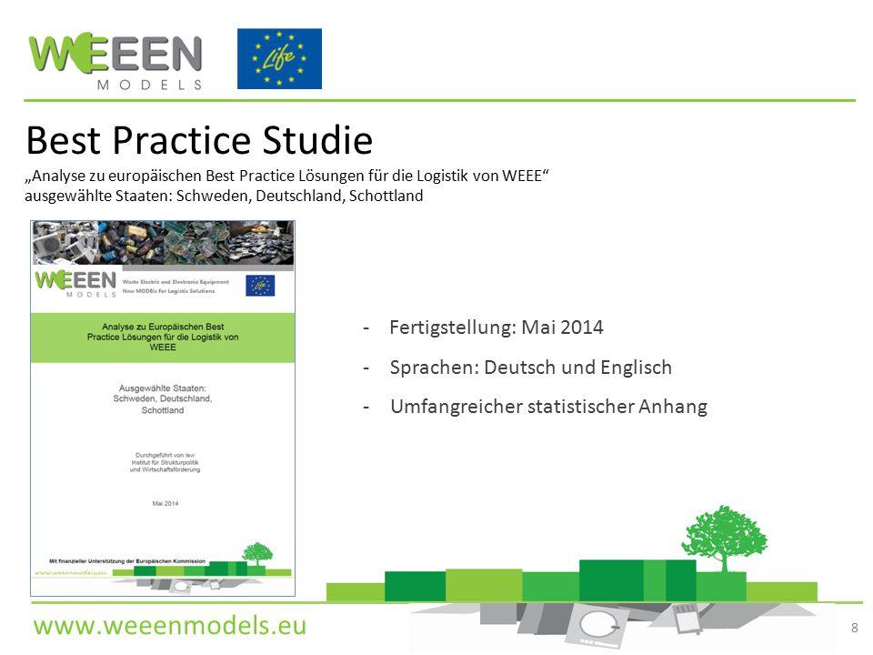 www.weeenmodels.eu WEEE Richtlinie 2012/19/EU 9 Die neue WEEE / EEAG-Richtlinie ersetzt und aktualisiert die älteren Vorschriften über Elektro- und Elektronik-Altgeräte.