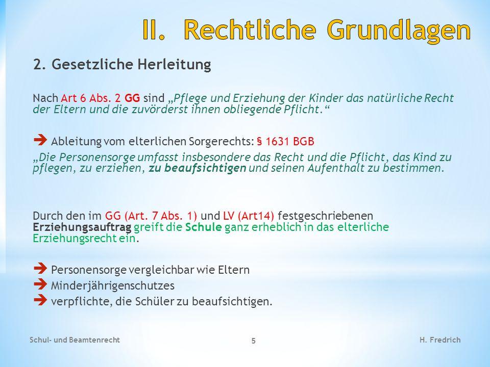 """Gesetzliche Herleitung der Aufsichtspflicht BGB § 828 """"Wer nicht das 7."""