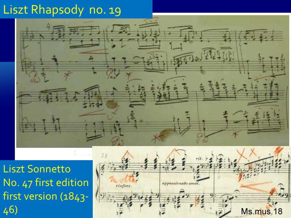 Liszt Grosse Fantasie