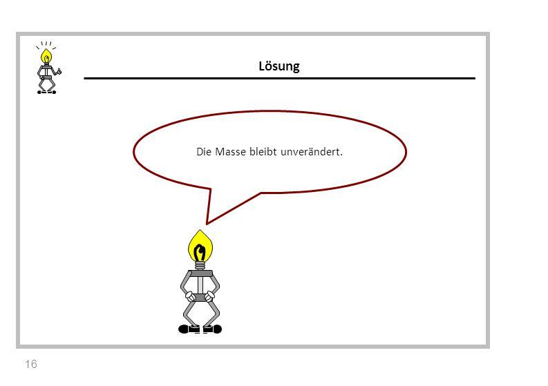 V: Aktivieren eines Wärmekissens Material: Wärmekissen, Waage Durchführung: 1.Wiege das Wärmekissen und notiere die Masse in der vorgegebenen Tabelle.