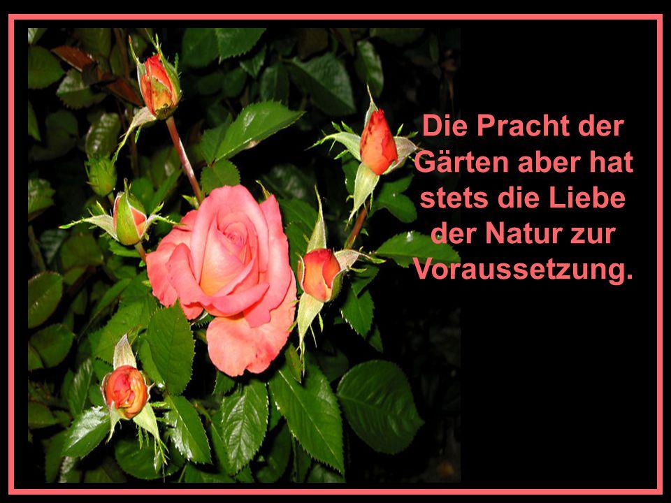 So wie keine Blume ohne Farbe gedacht werden kann, so ist kein Mensch ohne Poesie.